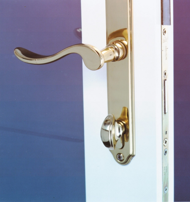 Classic French Door Handle from Amerimax