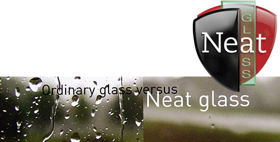 Neat Glass - Naturally Clean Glass